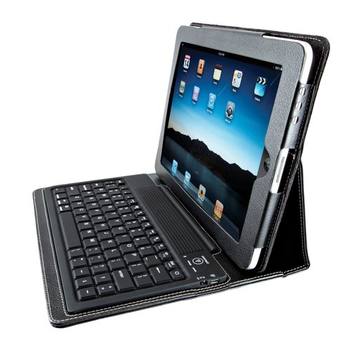 KeyFolio™ Bluetooth Keyboard and Case for iPad