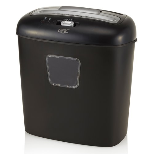 Swingline® EX10-05 Super Cross-Cut Shredder, 10 Sheets, 1 User