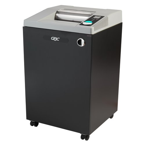 Swingline® TAA Compliant CX22-44 Cross-Cut Commercial Shredder, Jam-Stopper®, 22 Sheets, 20+ Users
