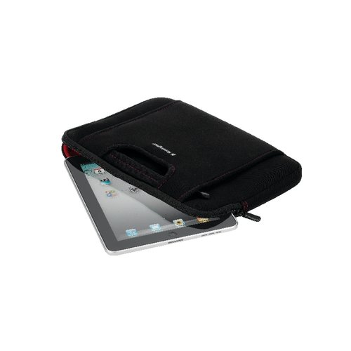"Black & Red Tablet PC Sleeve - 11.6""/29.4cm"