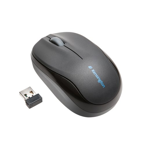 Mouse Pro Fit™wireless portatile con nanoricevitore