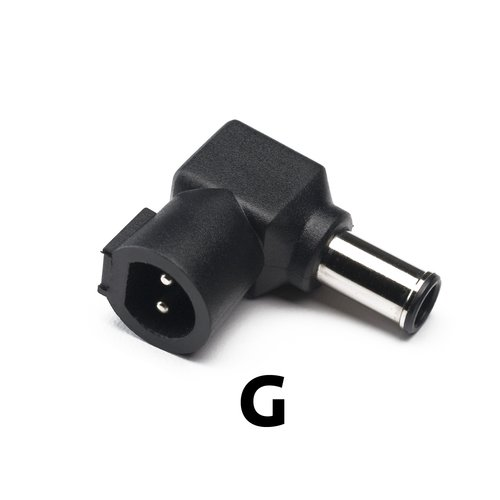 Laptop Power Charger Compatibility Tip G
