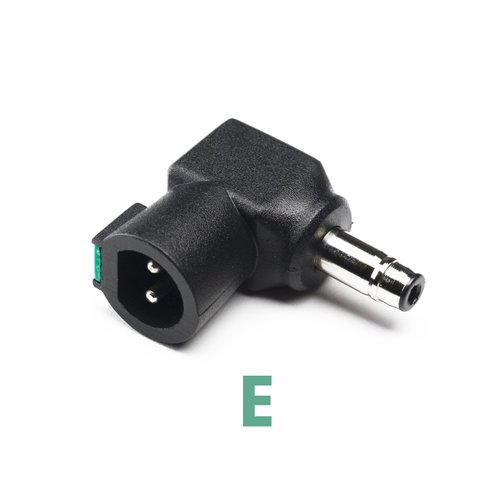 Laptop Power Adapter Compatibility Tip E