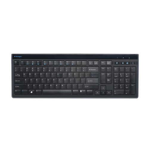 Advance Fit™ Full-Size Slim Keyboard