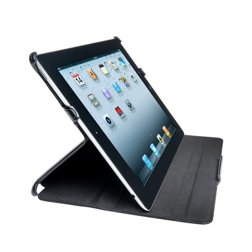 Protective Folio & Stand for iPad 2