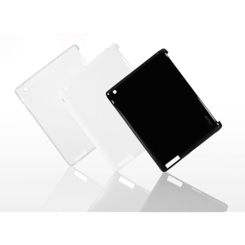 Protective Back Cover iPad® 4th gen, 3rd gen & iPad 2 -White