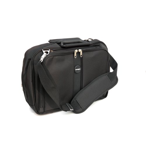 Contour™ 15.6'' Topload Laptop Case- Black