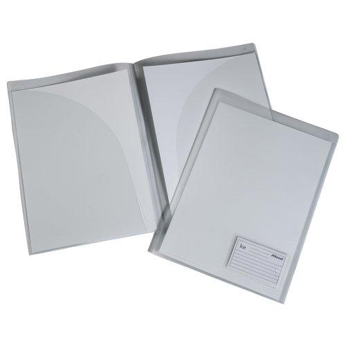 Ice Cartellina a 2 Tasche - Trasparente (5)