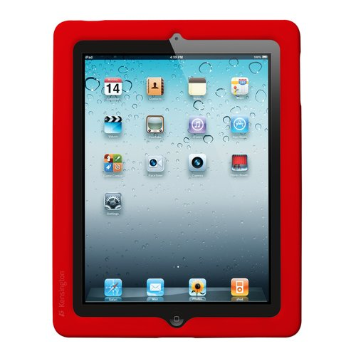 BlackBelt™ Protection Band for iPad 2 Red
