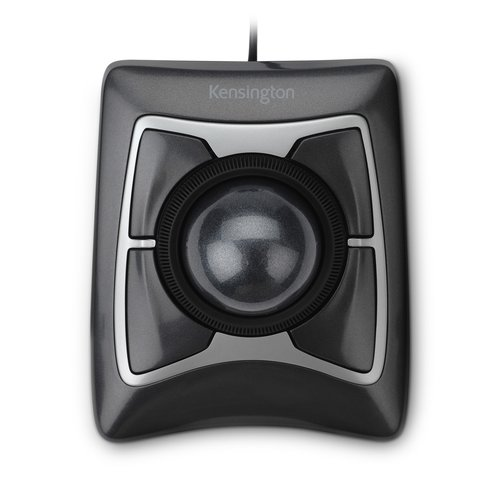 Trackball cablato Expert Mouse®