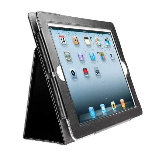 Folio Case for iPad® 4th gen, 3rd gen & iPad 2 - Black