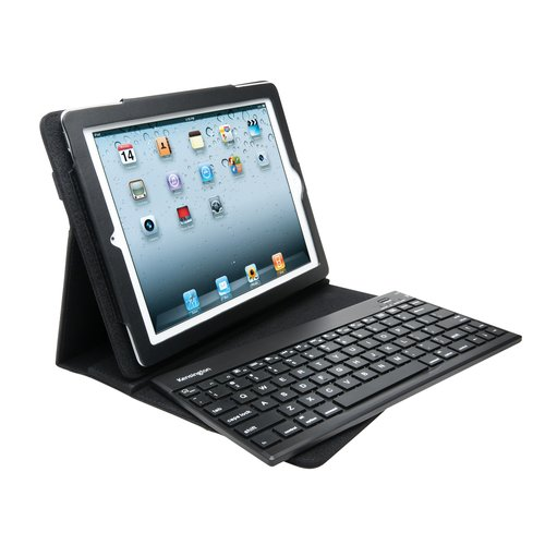 KeyFolio™ Pro 2 Removable Keyboard, Case & Stand for iPad