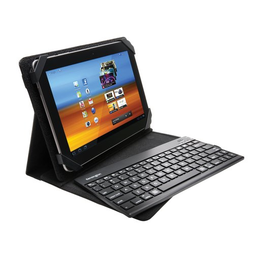"KeyFolio™ Pro 2 Universal Removable Keyboard, Case & Stand for 10"" Tablets"