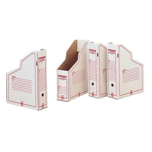 Storage Portariviste Bianco