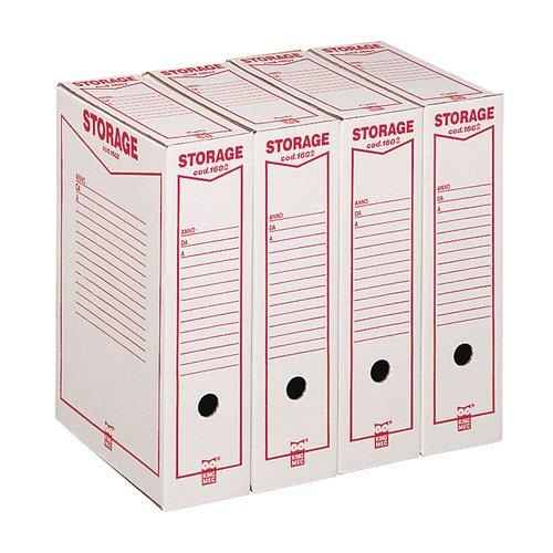 Storage Scatole Archivio