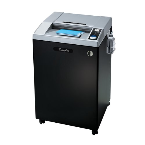 Swingline® TAA Compliant CS50-59 Strip-Cut Commercial Shredder, Jam-Stopper®, 50 Sheets, 20+ Users
