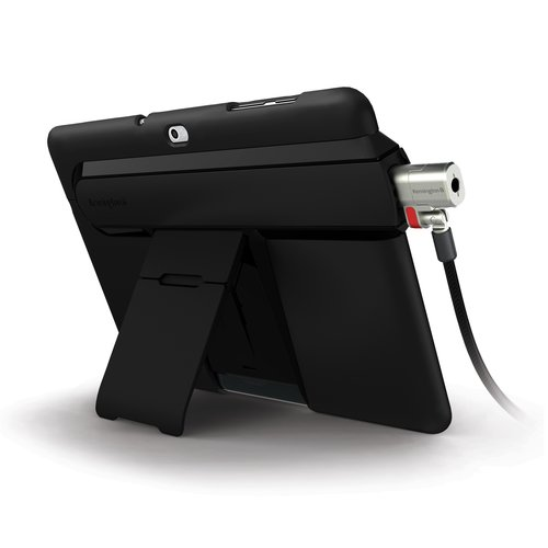 SecureBack™ with Stand & ClickSafe® Lock for Galaxy Tab