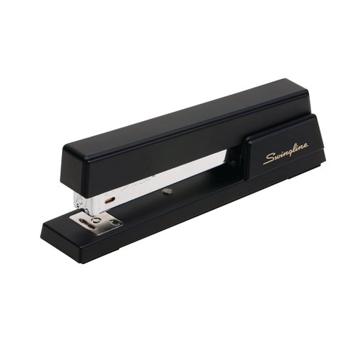 Swingline® Premium Commercial Stapler, 20 Sheets, Black