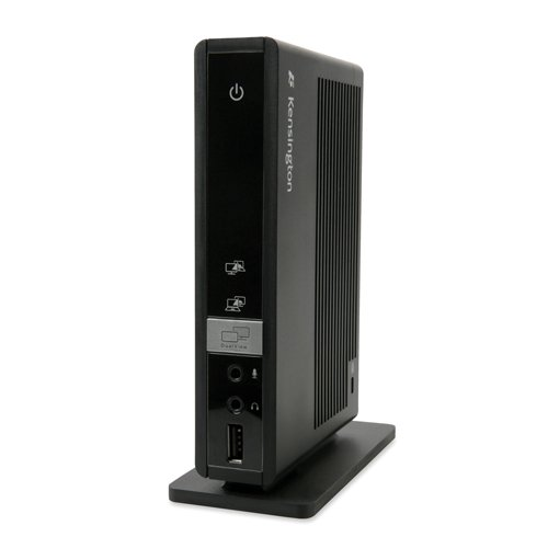 Laptop Docking Station with Video & Ethernet sd400v