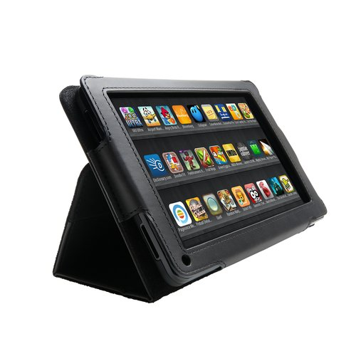 Folio Case for Kindle® Fire (Black)