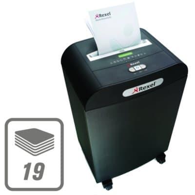 19-Sheet Capacity