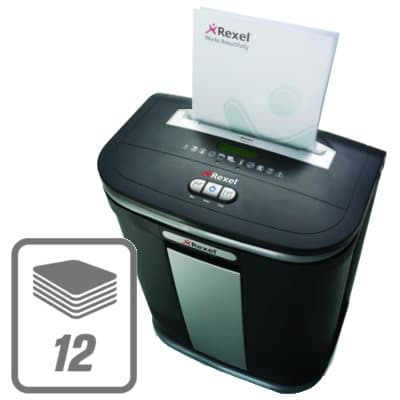 12-Sheet Capacity