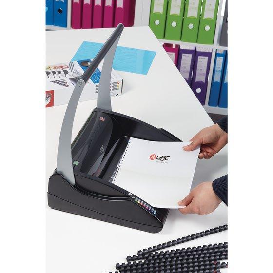 gbc c200 comb binding machine