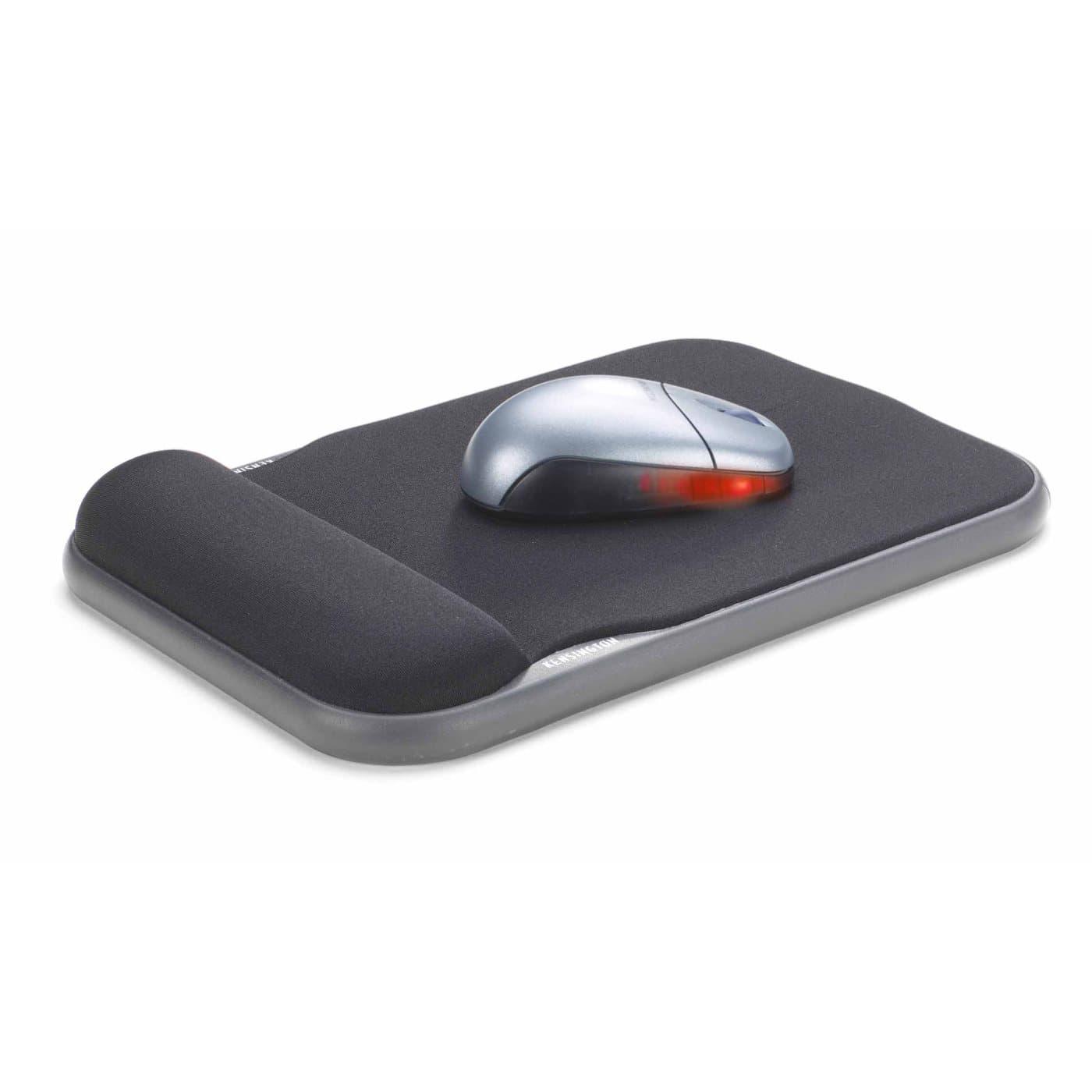 kensington produits ergonomie tapis de souris et repose poignets tapis de souris en gel