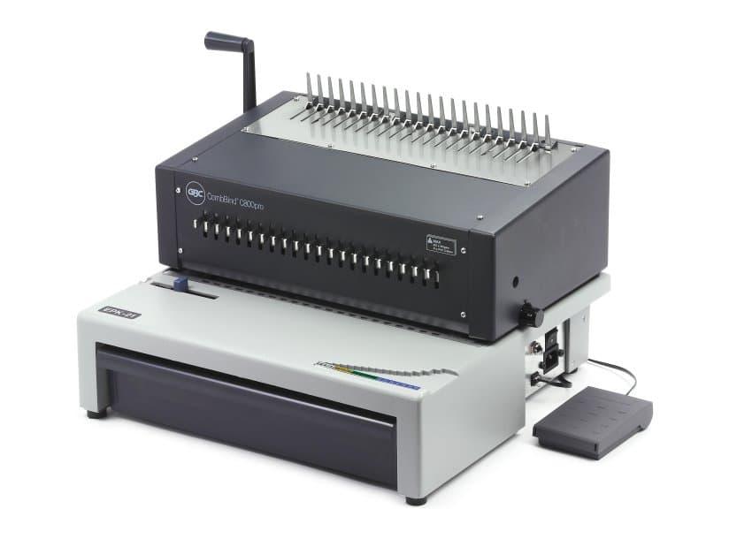 CombBind C800Pro Comb Binder (5)