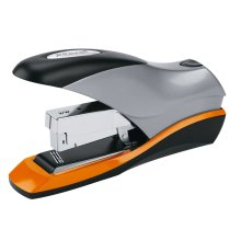 Optima 70 Low Force Heavy Duty Stapler Silver/Black