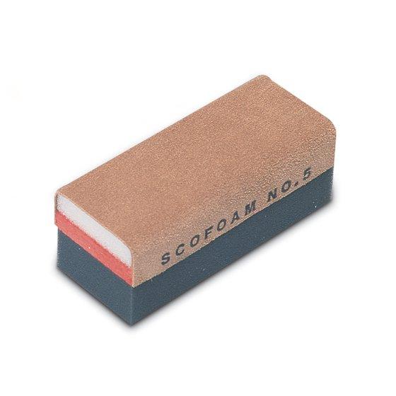 "Quartet® Deluxe Scofoam™ Chalk Eraser, Heavy Use, 5"" x 2"" x 2"""