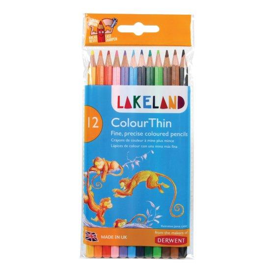 Lakeland Colourthin 12 Wallet