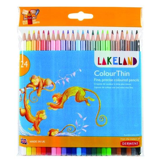 Lakeland Colourthin 24 Wallet