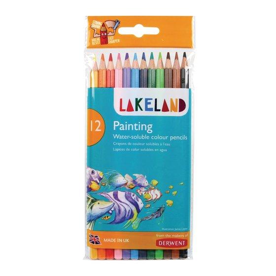 Lakeland Painting 12 Wallet