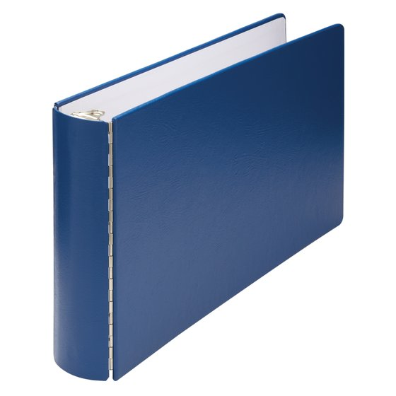 "Wilson Jones® Casebound 3 Ring Binders, 11"" x 17"" Sheet Size"