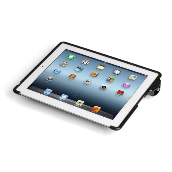 SecureBack Case for iPad® 4th gen, 3rd gen & iPad 2
