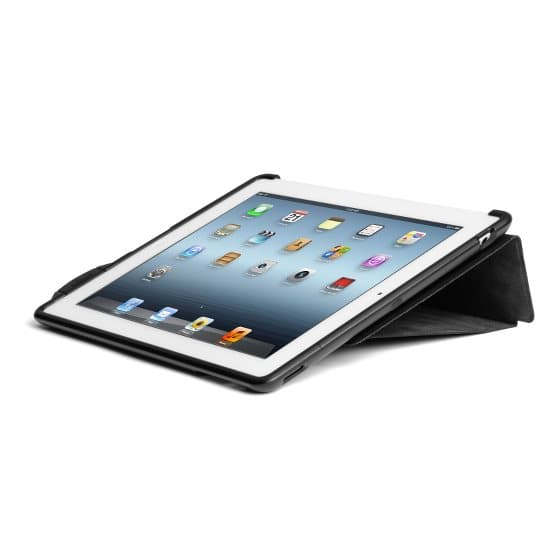 Folio SecureBack™ Protective Folio Case for New iPad & iPad2