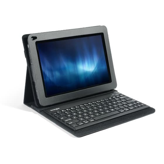 KeyFolio™ Pro 2 Removable Keyboard, Case & Stand for Dell