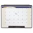"Quartet Motion® Cubicle Calendar Whiteboard, 24"" x 18"", One Month Design"