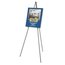 "Quartet® Instant Easel®, 63"", Supports 5 lbs., Tripod Base"
