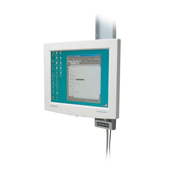Kensington® Flat Panel Monitor Cubicle Hanger