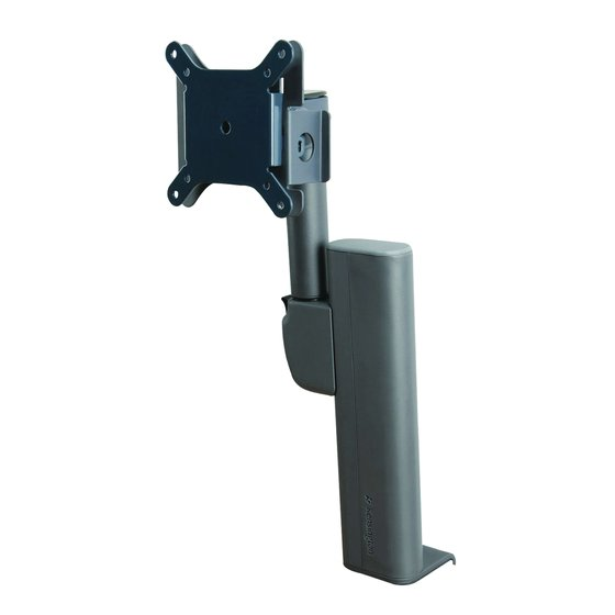 SmartFit® Column Mount Monitor Arm — (K60903US)