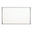 "Quartet® Arc™ Cubicle Whiteboard, 14"" x 11"", Magnetic, Aluminum Frame"