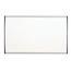 "Arc Cubicle Whiteboard, 30"" x 18"", Magnetic, Aluminum Frame"