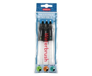 Waterbrush Pack of 3