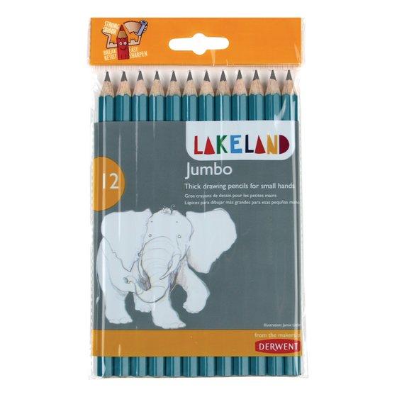 Lakeland Jumbo Graphite 12 Wallet