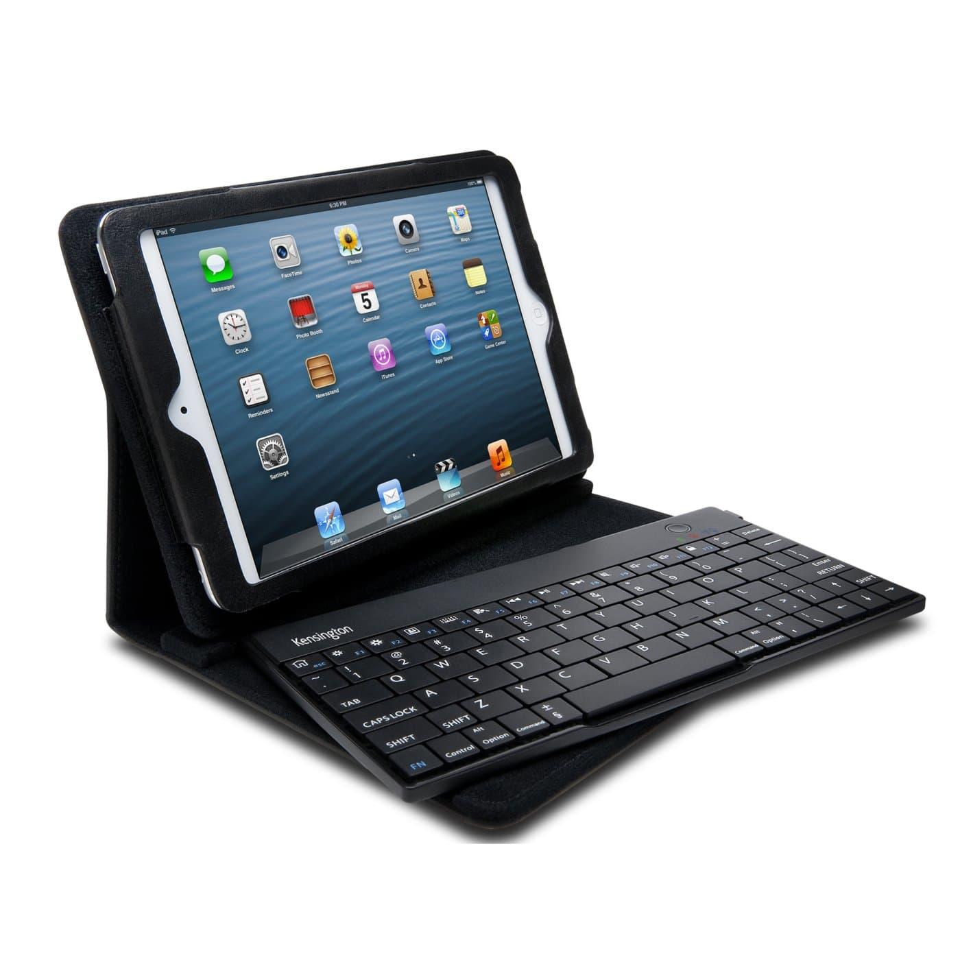 Kensington productos accesorios para tabletas y - Funda teclado bluetooth ...
