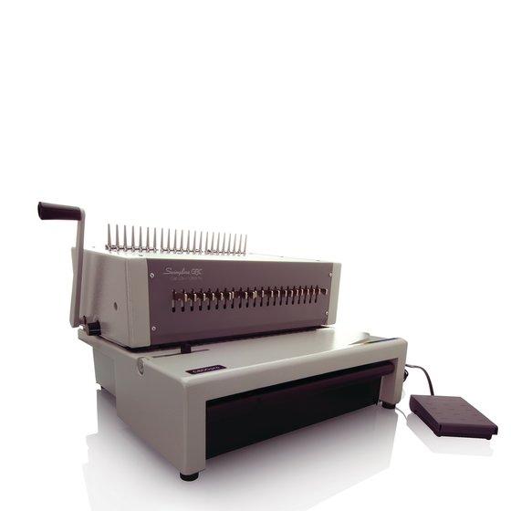 GBC CombBind C800PRO Electric Binding Machine