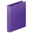 """Mead® Heavy Duty D-Ring View Binder with Extra Durable Hinge, 1"""", Purple"""