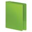 "Mead® Ultra Duty D-Ring View Binder with Extra Durable Hinge, 1 1/2"", Green"